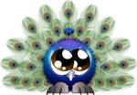 Peacock Fuzzball
