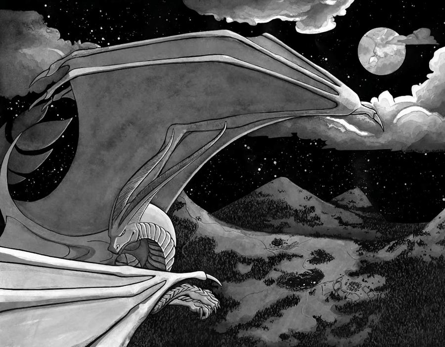 III dragon by Juandfr