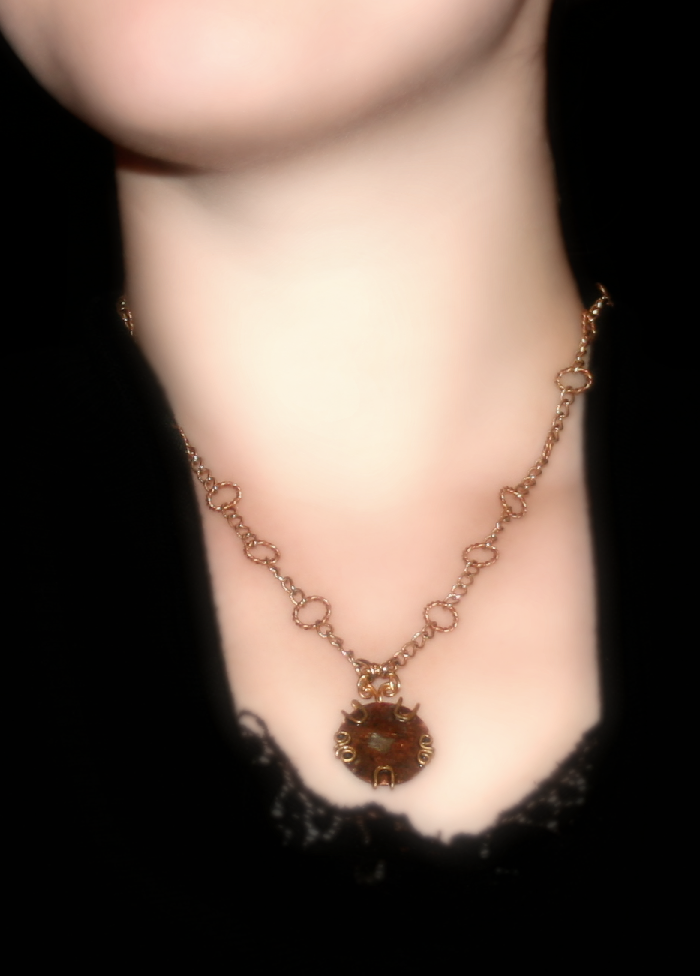 Coin Necklace by Juandfr