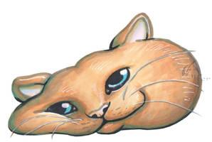 Copic Workshop - Cat Face