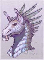 Copic Workshop - Pearl Dragon
