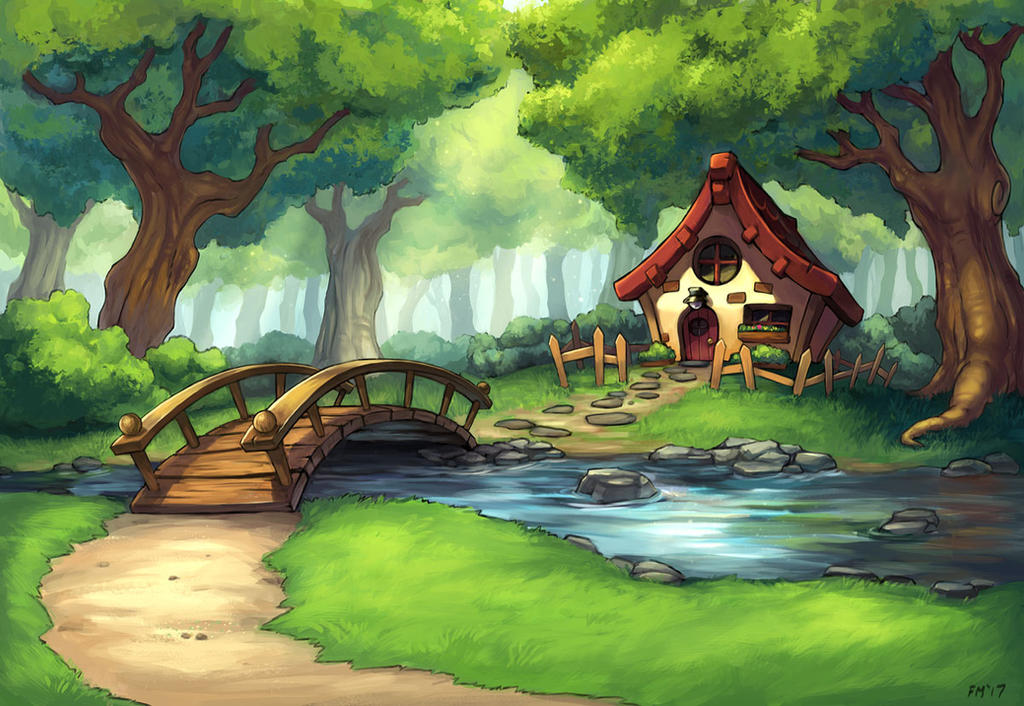Forest House by Sessie