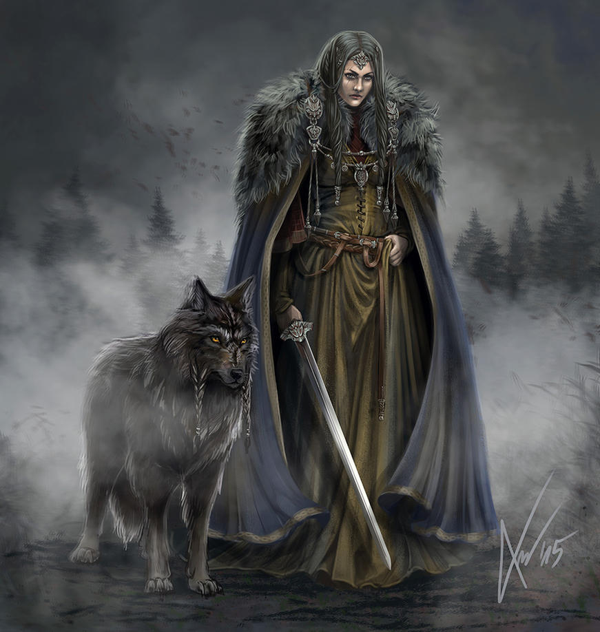 Lord Of The Rings Old Woman In Hood