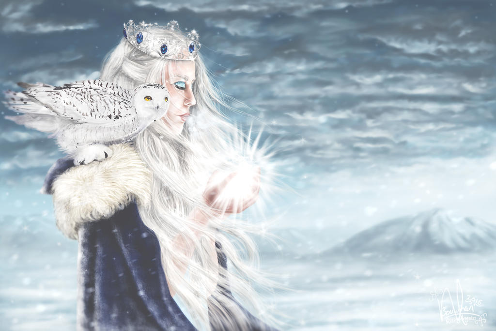 Queen of the North by RisingAngelss