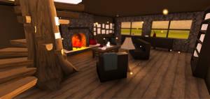 Embers - 3D Environment