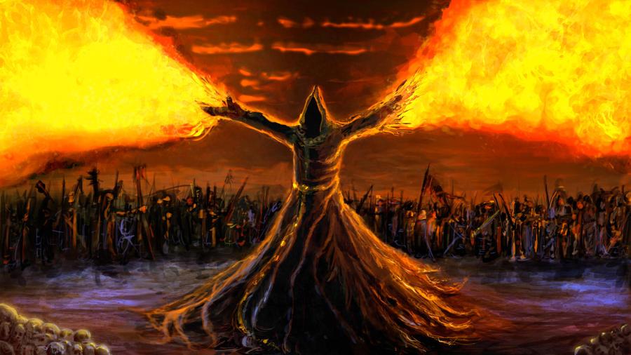 Pyromancer by BoChicoine