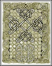 Sepia Knots