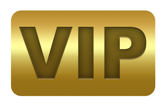 High Quality VIP Badge by TIM-DM on DeviantArt