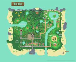 Animal Crossing New Horizons Map Design