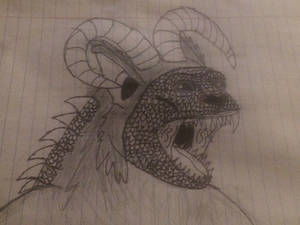 Crypitd Monster (For possible horror project)