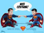 Man of Steel : Superman new 52