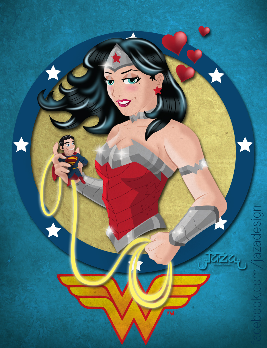Wonder Woman MOS by JaZaDesign