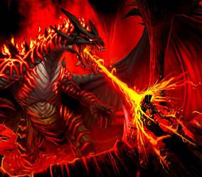 Dragon 4 by el-grimlock