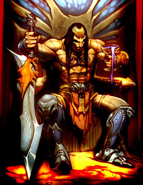 Barbarian king by el-grimlock