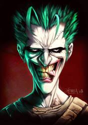Joker by el-grimlock