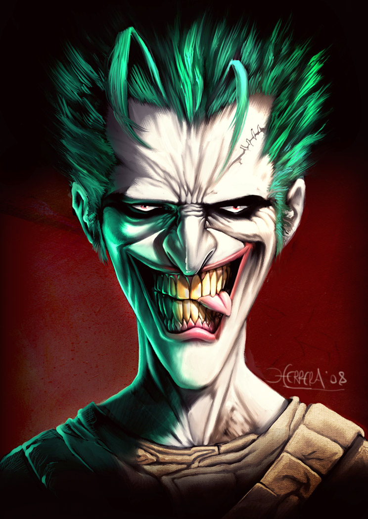 The Joker Speedpainting  YouTube