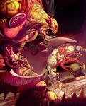 Orc vs Dwarf