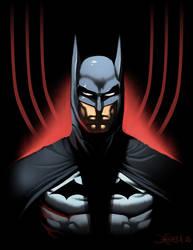 Batman by el-grimlock