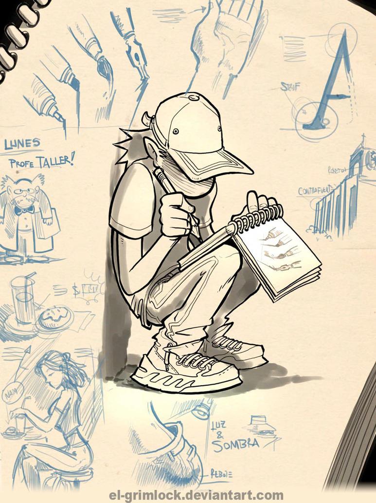 Study Study Study by el-grimlock