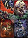 4 villains