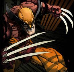 Wolverine by el-grimlock