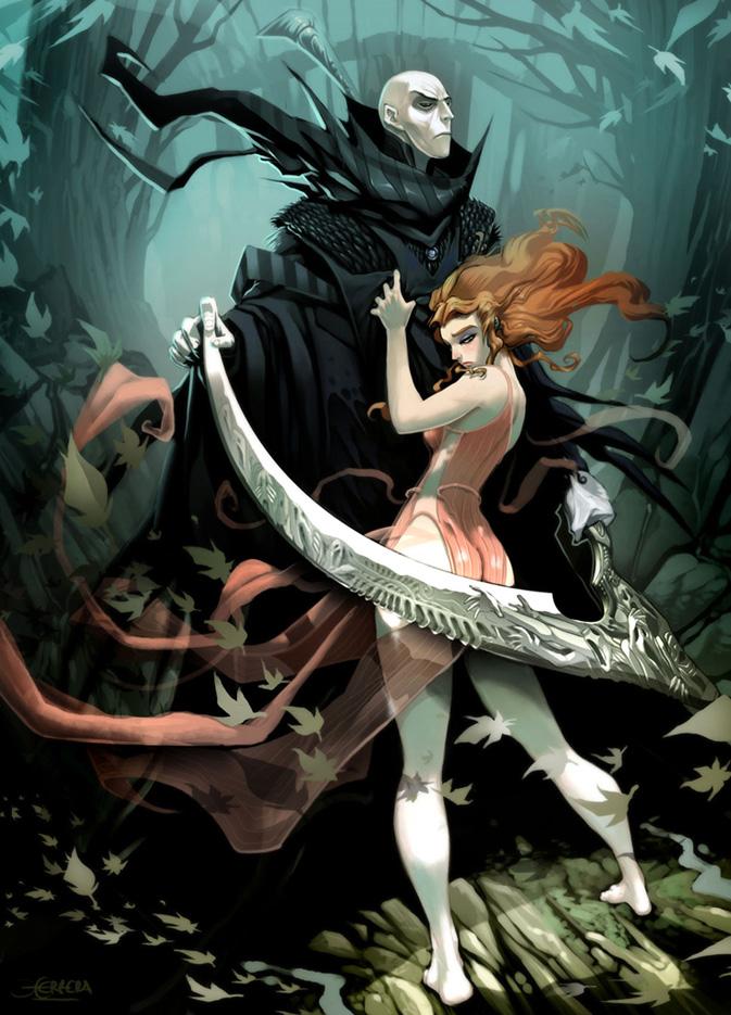 Galeria de Arte: Ficção & Fantasia 1 - Página 2 Thanatos_by_el_grimlock
