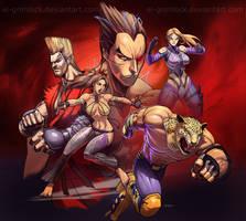 Tekken by el-grimlock