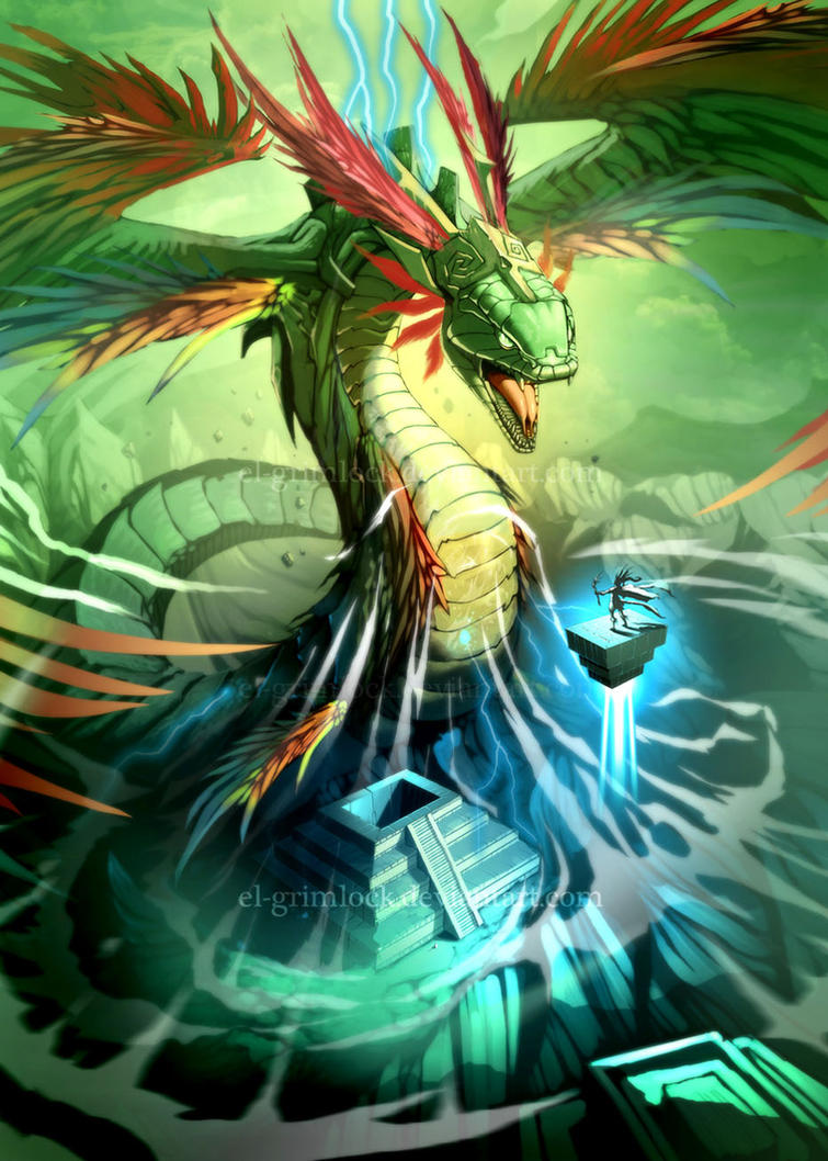Quetzalcoatl 2.0 by el-grimlock