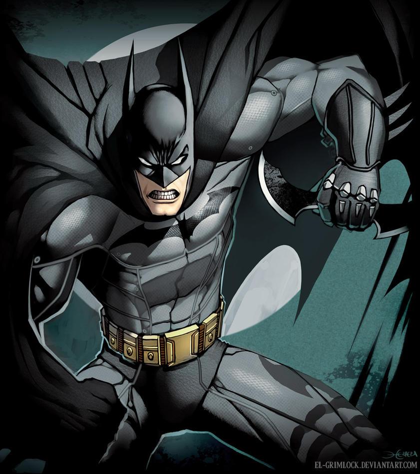 Batman Arkham final by el-grimlock