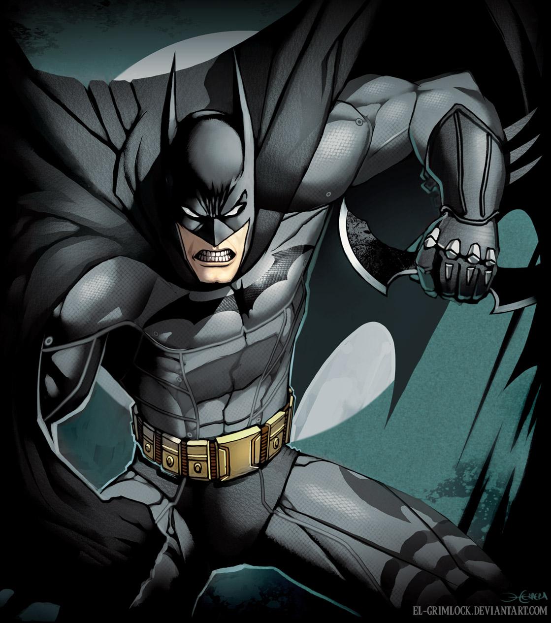 Batman Arkham final