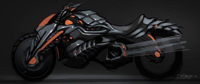 Diablo moto