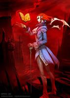 Mephisto by el-grimlock