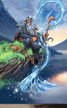 Merlin Espada Sagrada