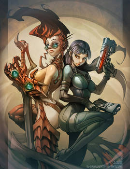 Fantasy and Scifi