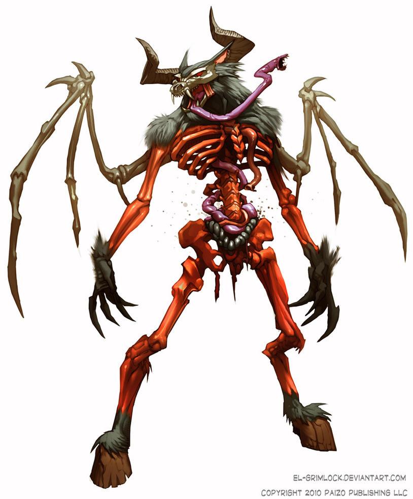 Diabolic Morhg by el-grimlock