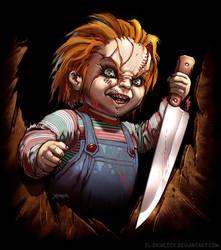 Chucky by el-grimlock