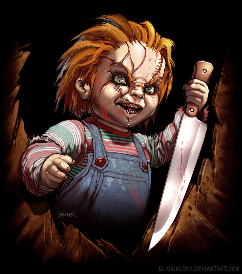 Chucky Wallpapers: Chucky By El-grimlock On DeviantArt