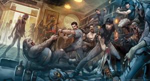 Zombies everywhere by el-grimlock