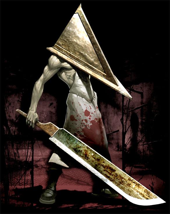 Pyramid head by el-grimlock
