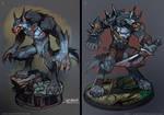 Werewolves by el-grimlock