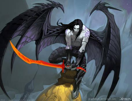 Black Wings by el-grimlock