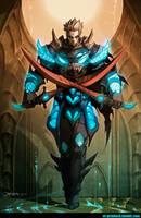 Dark Guardian by el-grimlock