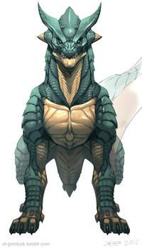 Dragon concept 1