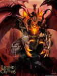 Abyssal Warden Advanced.