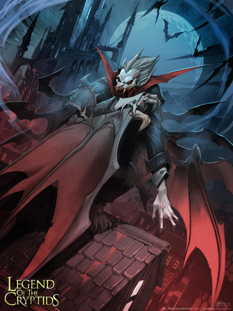 Vampire King by el-grimlock