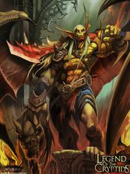 Vampire King 2 by el-grimlock