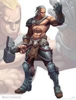 Wraithborne by el-grimlock