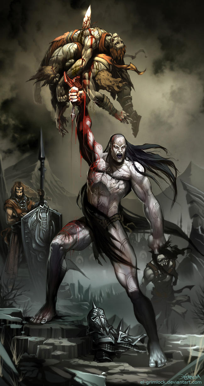 Goliath by el-grimlock