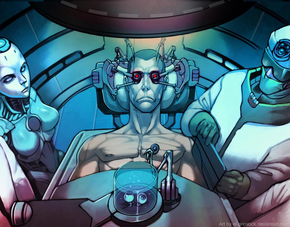 Android Netrunner - Mandatory Upgrades. by el-grimlock