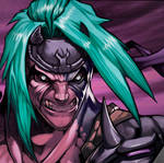 Ghoul Samurai : Crimson Legends